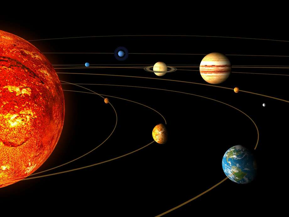 solar system real time - photo #27