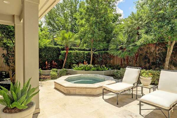 A giant 5,664 square feet French stucco mansion has hit the market in Houston's Stablewood community for $2.45 million.