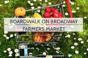 The Boardwalk on Broadway Farmers Market will make its debut at 10 a.m. Sunday at 4001 Broadway, next to the Witte Museum. The market operated at The Rim for the past six years, but market president Jason Conrad said they were told to relocate.