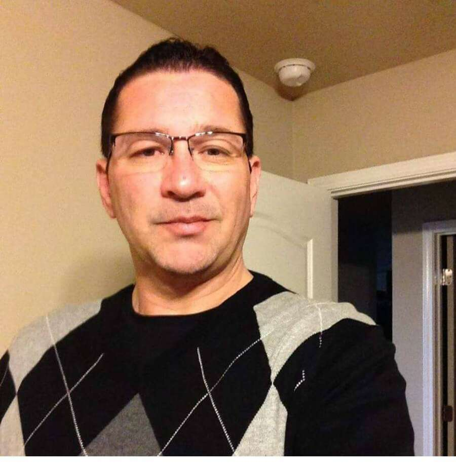 Rolando Ramos, 45, was found dead at his home on Tuesday evening from multiple stab wounds. Photo: Courtesy