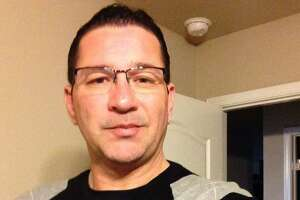 Rolando Ramos, 45, was found dead at his home on Tuesday evening from multiple stab wounds.