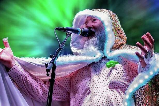 Shinyribs performs this Friday at The Heights Theater.