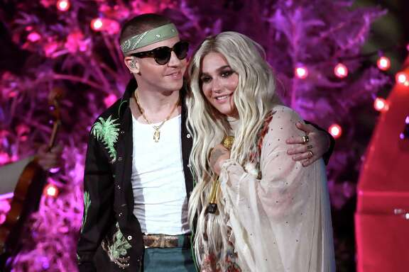 Macklemore and Kesha