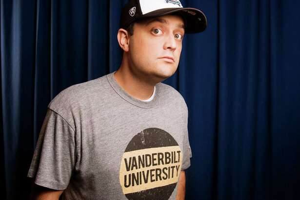 Nate Bargatze is a stand-up comic from Tennessee.