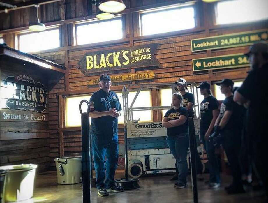 Black's BBQ opened today in New Braunfels at 936 Loop 337 inside the former space of a Rudy's Country Store and Bar-B-Q location. Photo: Courtesy Black's BBQ