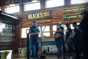 Black's BBQ opened today in New Braunfels at 936 Loop 337 inside the former space of a Rudy's Country Store and Bar-B-Q location.