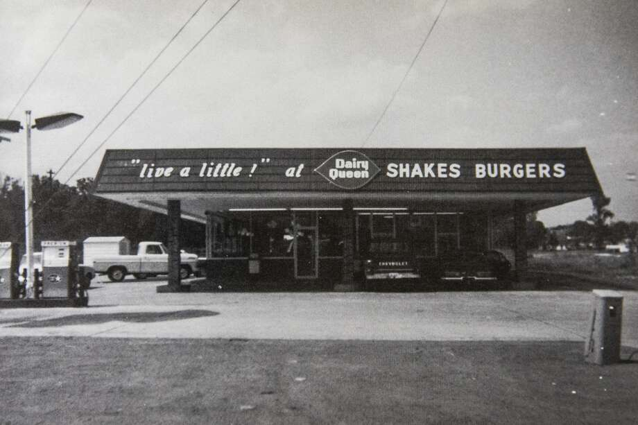 A photo of San Augustine's Dairy Queen was printed in a San Augustine High School year book ad in 1972. The store opened Nov. 1, 1971.