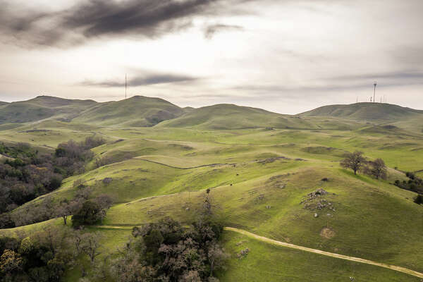 An undeveloped piece of 767-acre land spanning Sunol and Milpitas, Calif., has been in the same family since the 1900s and is listed for $13.9 million.