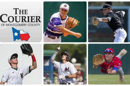 Montgomery's Jordan Hood, Conroe's Tyler Linneweber, The Woodlands' Shane Sirdashney, Magnolia's Cody Wagner and Oak Ridge's Chase Roberts are The Courier's nominees for Defensive MVP.