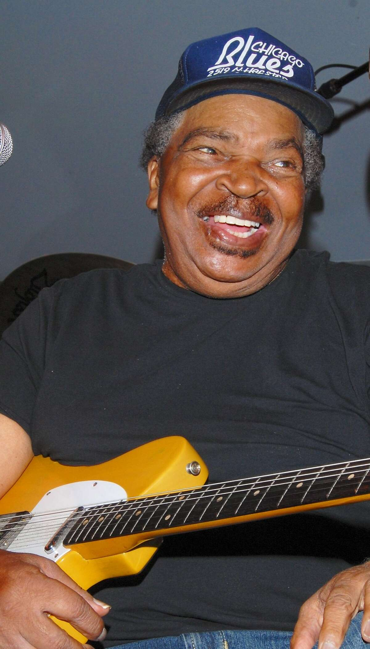 """Matt """"Guitar"""" Murphy and his backing band will perform at the Towne Crier Cafe in Pawling, N.Y., on Friday, June 16."""