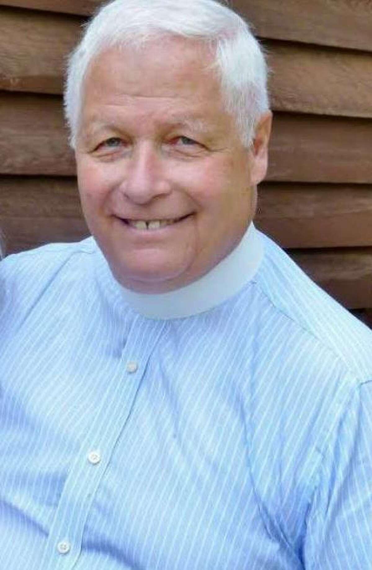 The Rev. John Branson of Christ Church Greenwich.