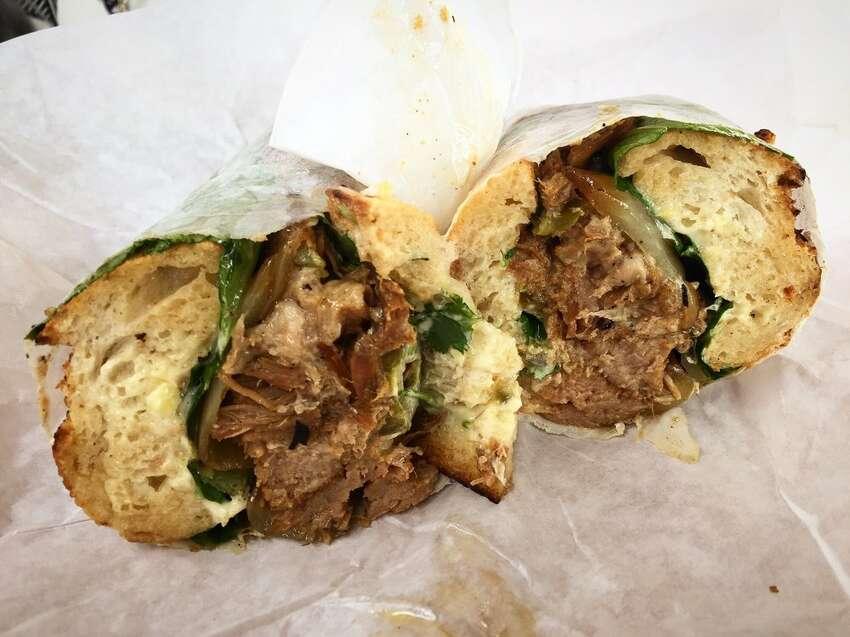 2. Caribbean roast at Un Bien Melody L.: