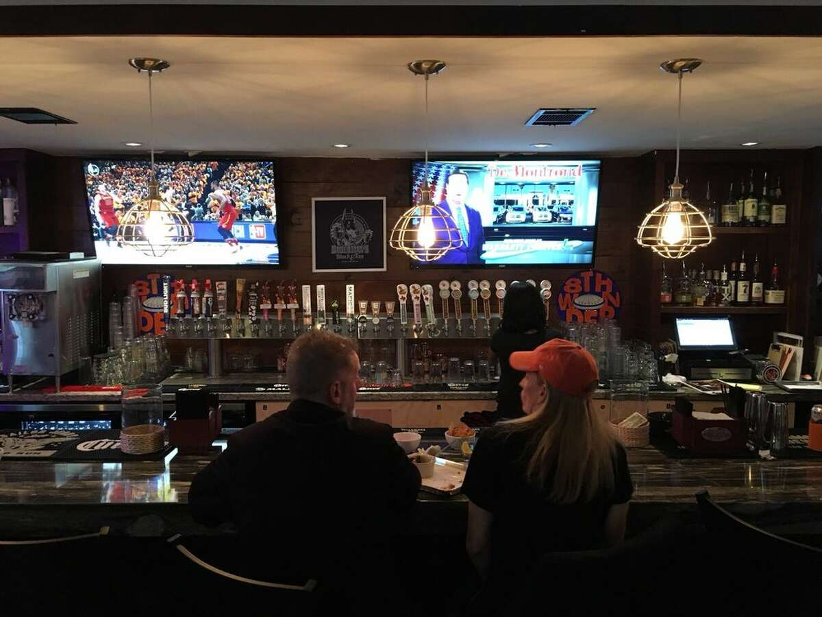 Doberman's Bar & Grill 519 Shepherd Dr Houston, TX 77007   Happy hours: 2 to 7 p.m. Deals for: Alcohol   Photo: Yelp/Jason D.