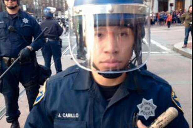 Officer Joshua Cabillo shot a fleeing man June 9 in a busy North Beach nightlife area.