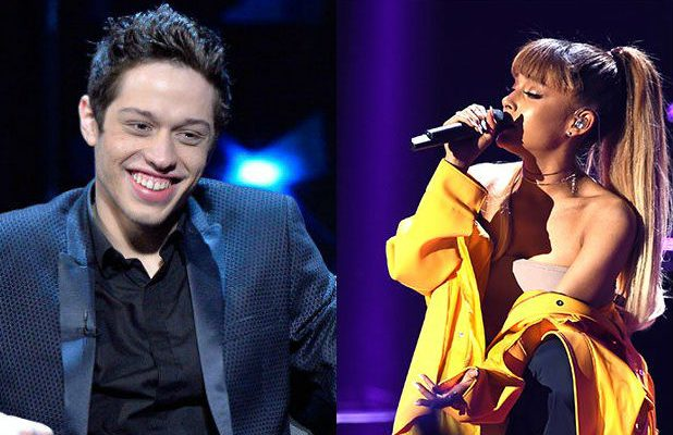 Watch Pete Davidson Confirm He and Ariana Grande Are Engaged (Video)