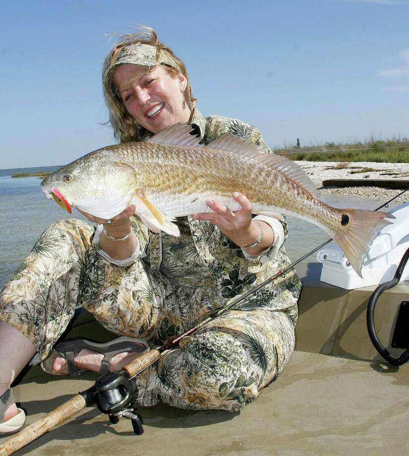 Just-completed annual 10-week gill net sampling of Texas bays indicate redfish populations in upper-coast bays continue high and healthy, with East Matagorda Bay making a particularly strong showing. Photo: Shannon Tompkins / Houston Chronicle