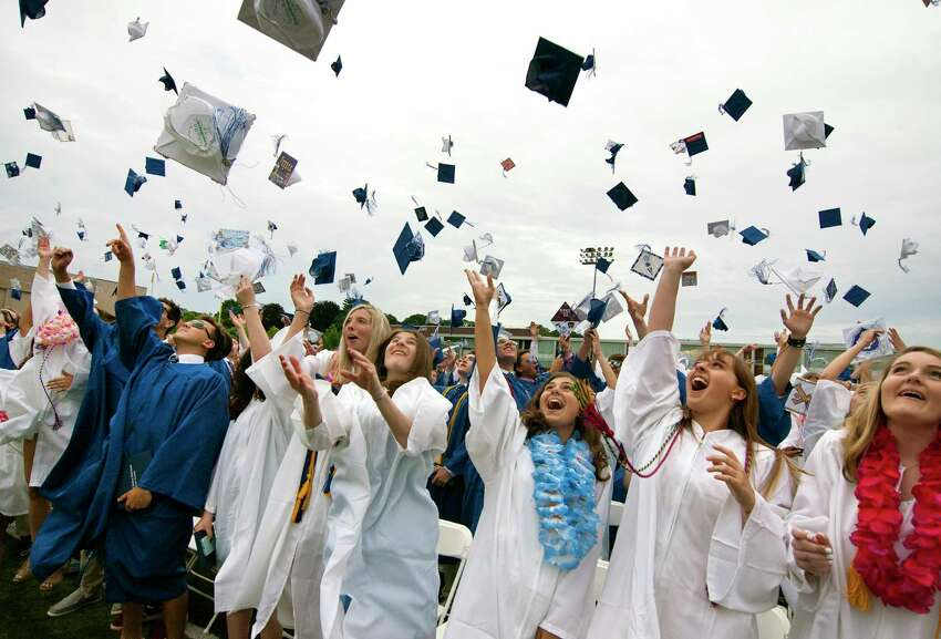 10. Fairfield Ludlowe, Fairfield (#1,052 nationally)Graduation rate: 99 percent | College readiness: 52.3Source: U.S. News & World Report