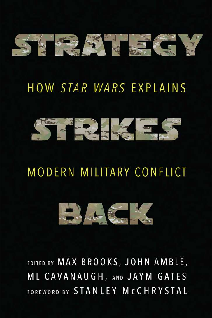 """""""Strategy Strikes Back"""" collects essays by military and strategic experts ranging from generals and counterinsurgency strategists to science fiction writers and war journalists."""
