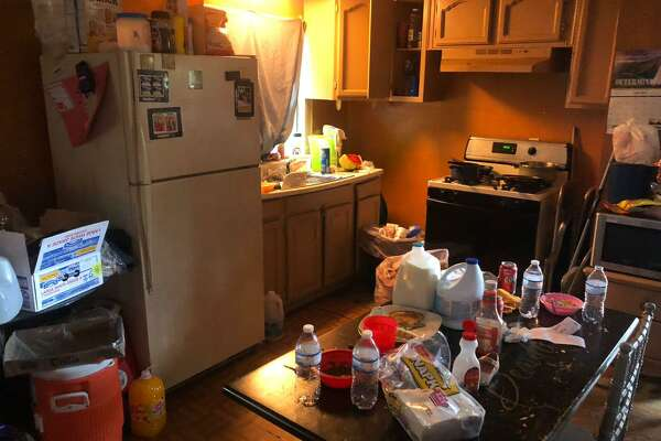 """Seven undocumented immigrants were discovered at this stash house by Border Patrol agents during a """"knock and talk"""" investigation."""