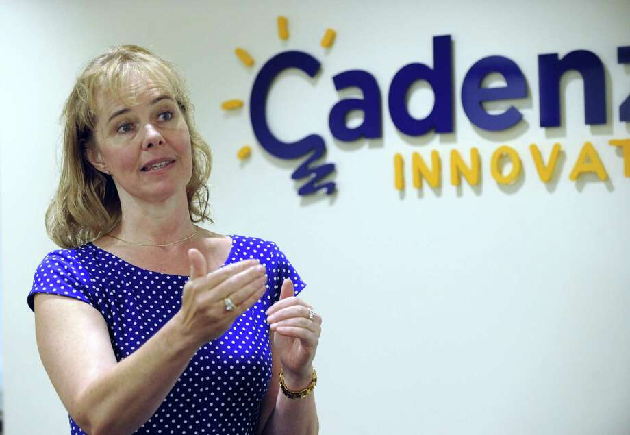 Christina Lampe-Onnerud is the CEO and Founder of Cadenza Innovation, LLC. Photo Tuesday, August 15, 2017. Photo: Carol Kaliff / Hearst Connecticut Media / The News-Times