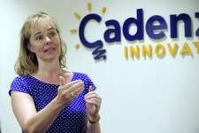 Christina Lampe-Onnerud is the CEO and Founder of Cadenza Innovation, LLC. Photo Tuesday, August 15, 2017.