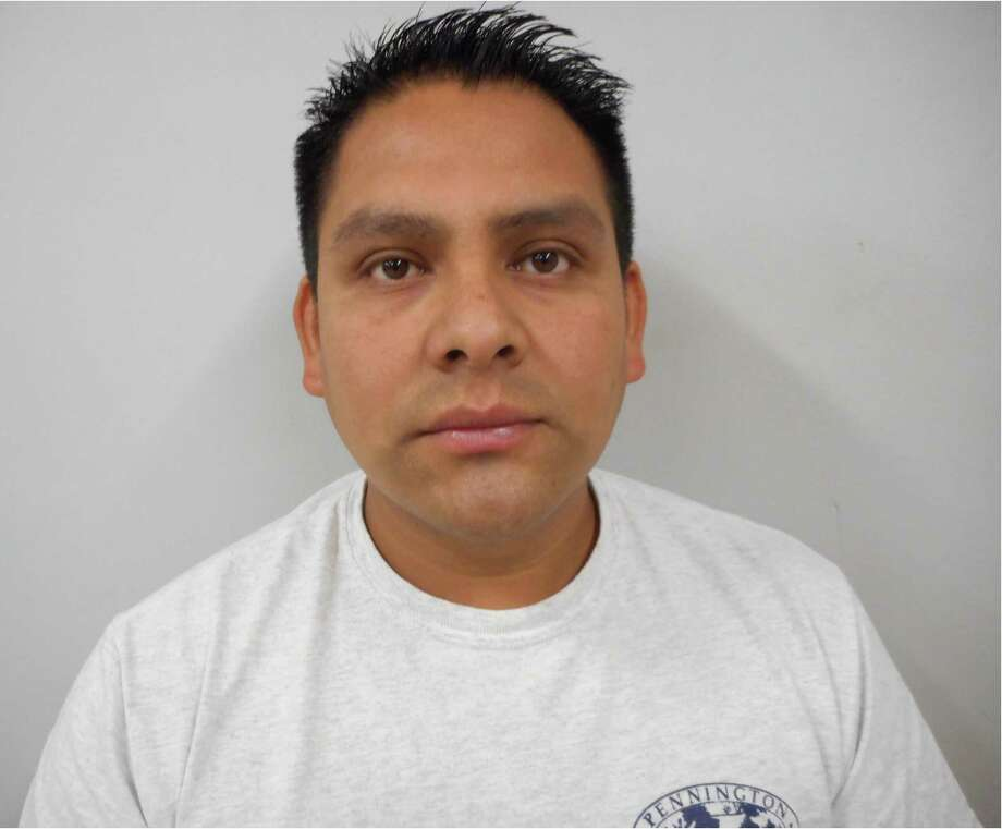 Bridgeport resident Fredy Muralles-Meijia was charged with breach of peace and weapons in a motor vehicle in Westport on June 15. Photo: Contributed / Contributed Photo / Westport News contributed
