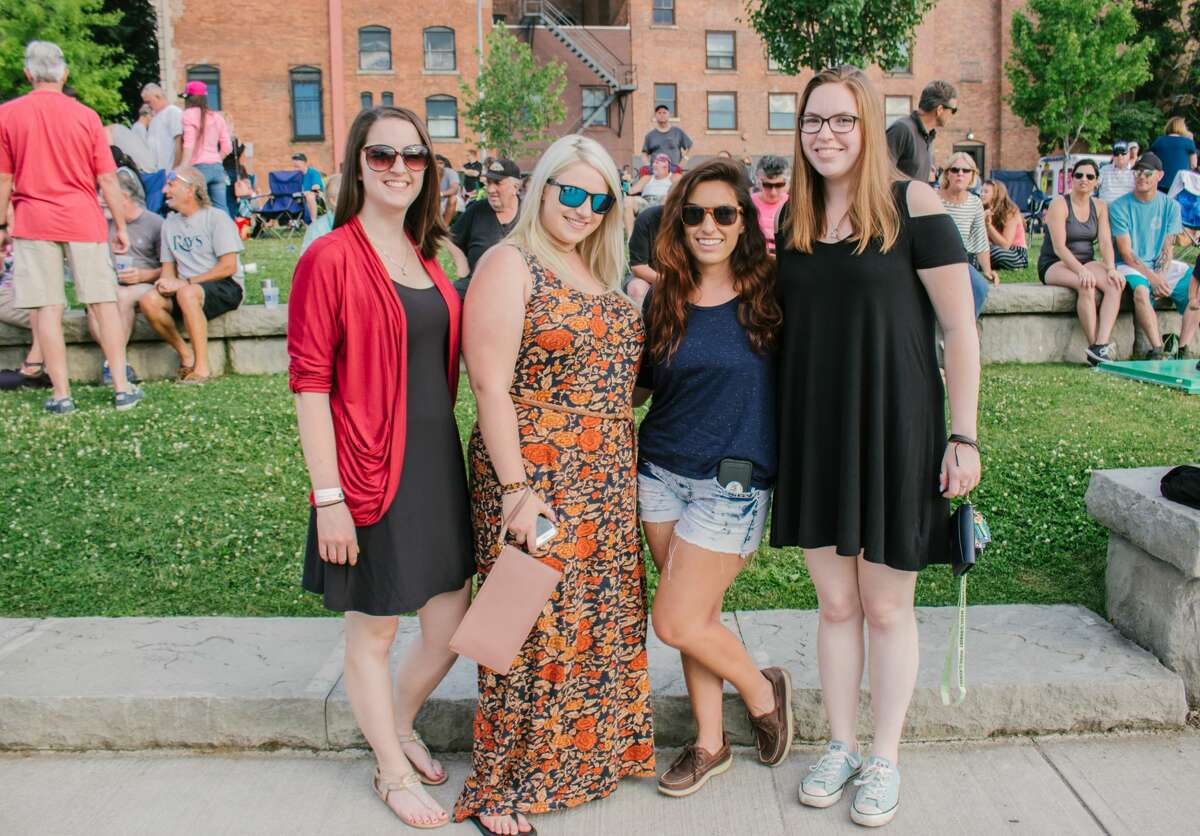 Were you Seen at Rockin' on the River featuring Super Doppler with special guest Wurliday on June 20, 2018, in Troy, NY?