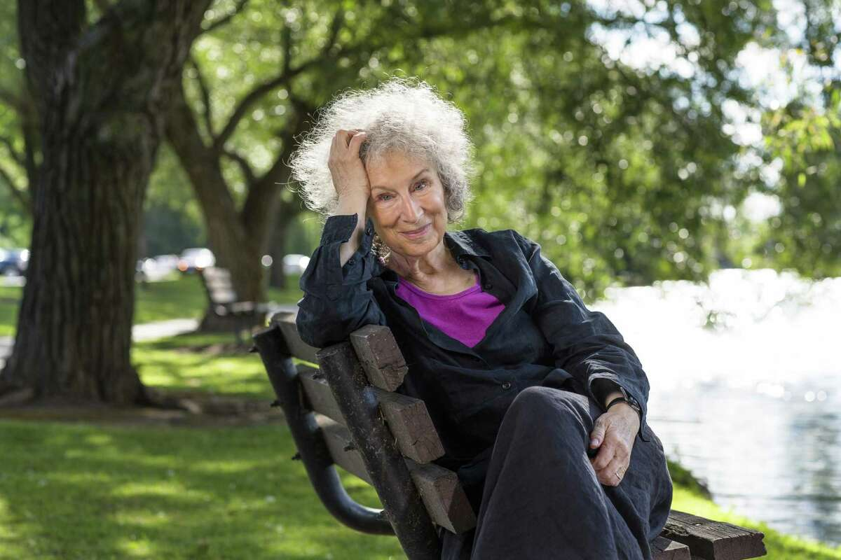Brazos Bookstore will host a virtual event with Margaret Atwood.