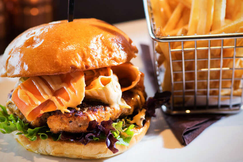 The first New York location of 110 Grill, a Massachusetts-based chain, is being developed for an opening in late July on the lower level of Crossgates Mall in Guilderland.