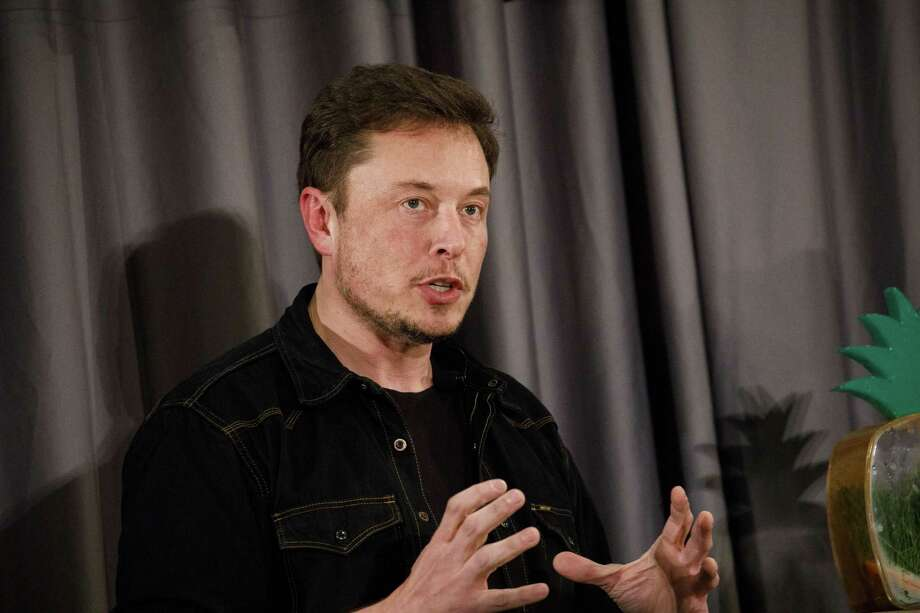 Elon Musk's business, Boring Company Co., aims to dig tunnels for transportation networks. Photo: Bloomberg Photo By Patrick T. Fallon / © 2018 Bloomberg Finance LP