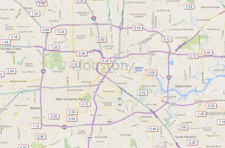 Center loop from June 17 through June 21.