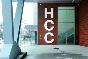 Views of the Housatonic Community College campus, in Bridgeport, Conn. April 4, 2018.