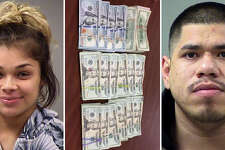 BCSO: Deputies bust duo with 10 kilos of meth, $75K in cash at West Bexar County apartment -- social share image