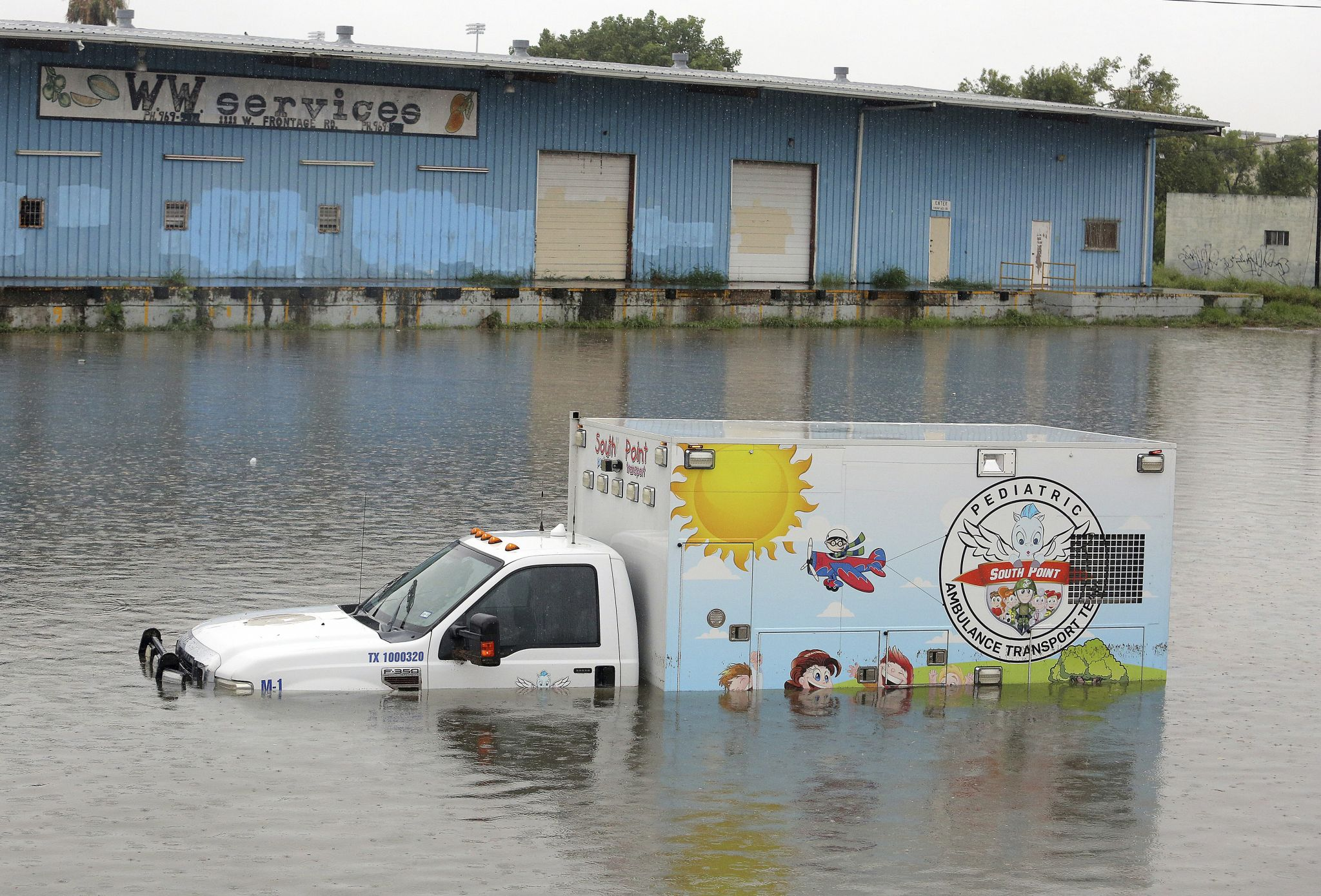 Gov Abbott Issues Disaster Declaration For Severe Flooding Across South Texas San Antonio Express News
