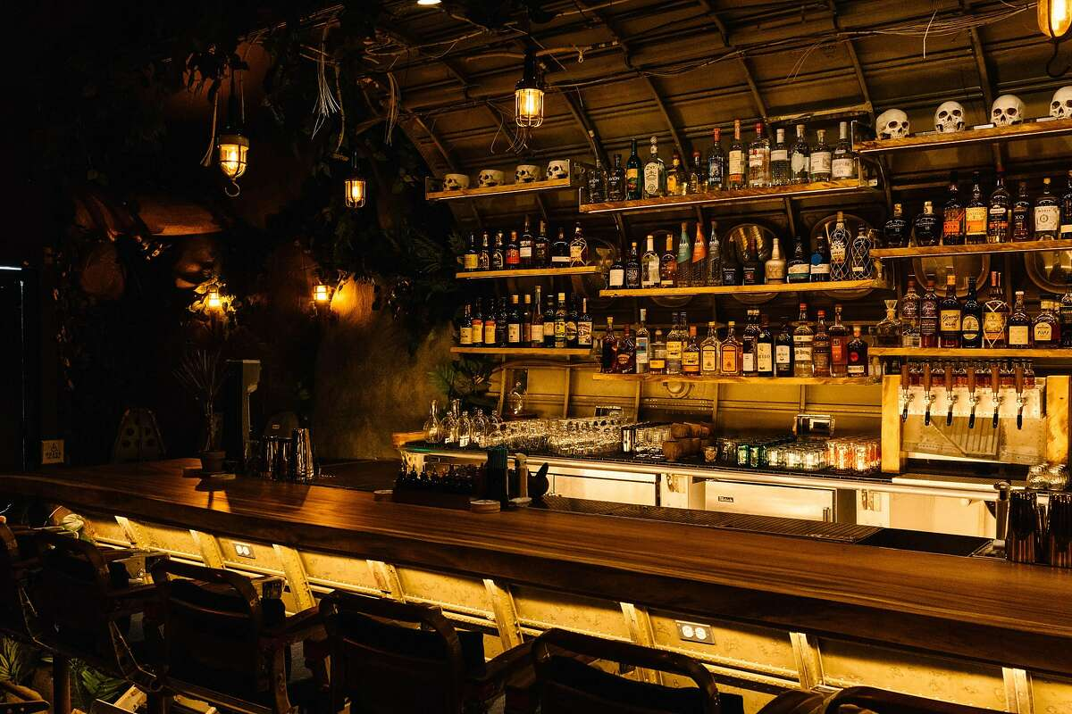 SF\'s tiki bar to end all tiki bars is quietly brooding in Duboce ...