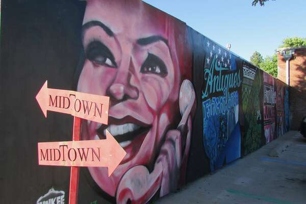 Increasingly hip Midtown Reno has a glow that\'s not from neon ...