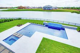 Fedrick, Harris Estate Homes will offer custom homes in the new Sheldon Lake neighborhood in Bridgeland.