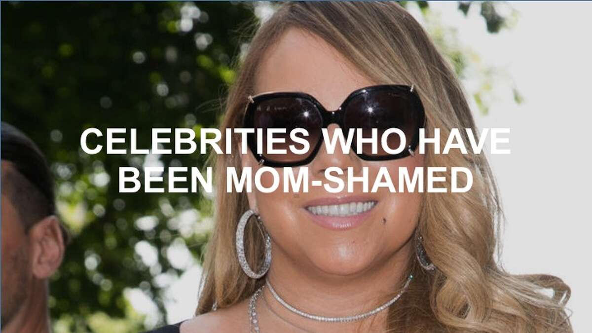 Click through to see how celebrities moms have been shamed. >>>