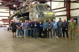 The New England Air Museum will feature many of the helicopters in its extensive collection during a Helicopter Day event June 23.