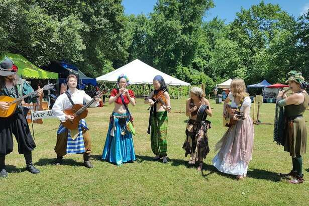 The 8th annual Midsummer Fantasy Renaissance Faire takes place weekends June 23-July 8 in Ansonia.