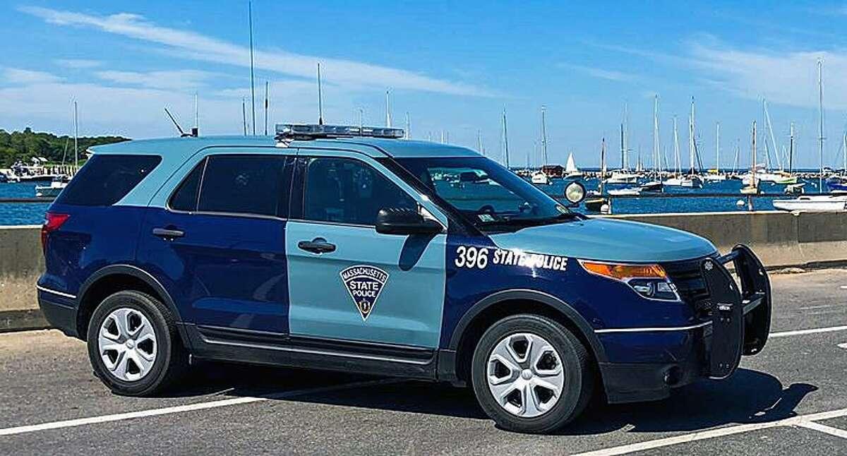 FILE PHOTO -- Massachusetts State Police