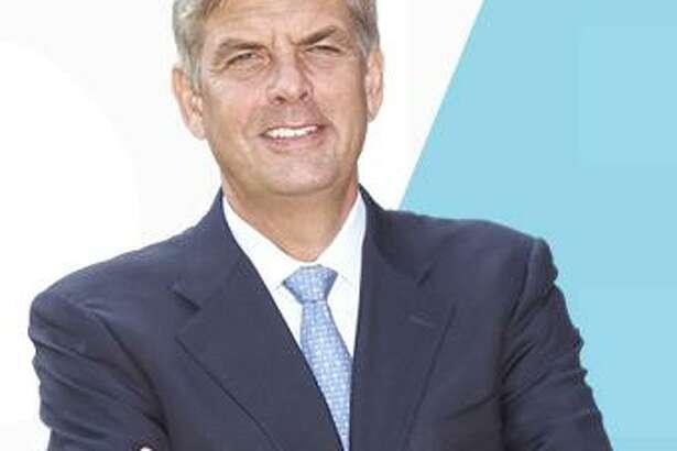 Republican candidate for governor Bob Stefanowski of Madison.