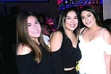 America Garcia, Sarai Presos, Mayra Sanchez, Karen Fierro, Alejandra Villarreal, Karina Coviah, Celic Villarreal and Ilse Acosta at Cosmos Bar & Grill   Friday, June 22, 2018