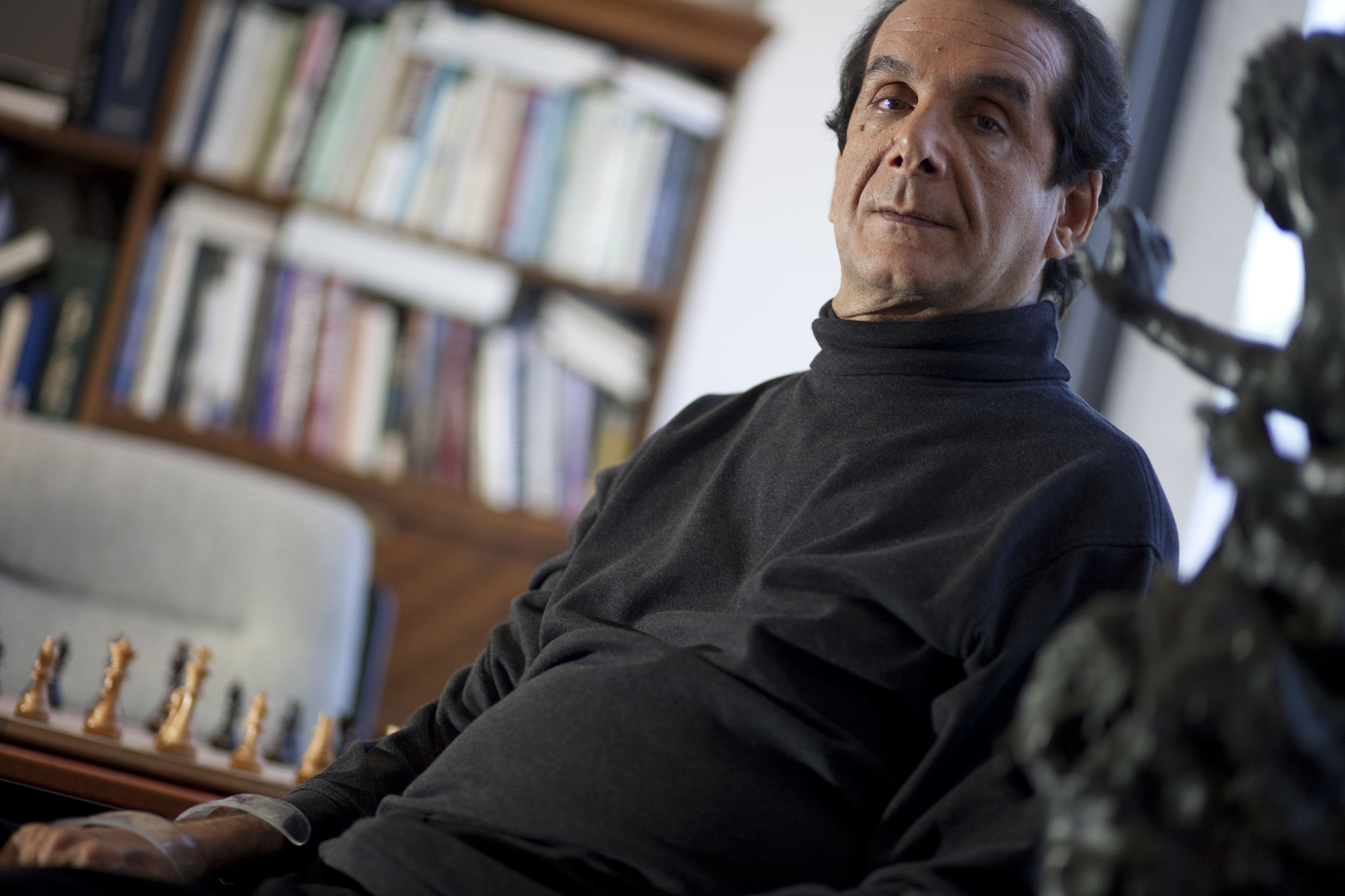Charles Krauthammer Dies At 68 San Antonio Express News