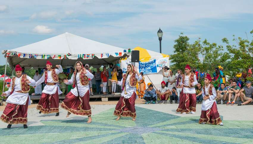 Enjoy a variety of multicultural performances at the NICE Festival in Norwalk's Oyster Shell Park on July 7. Find out more.