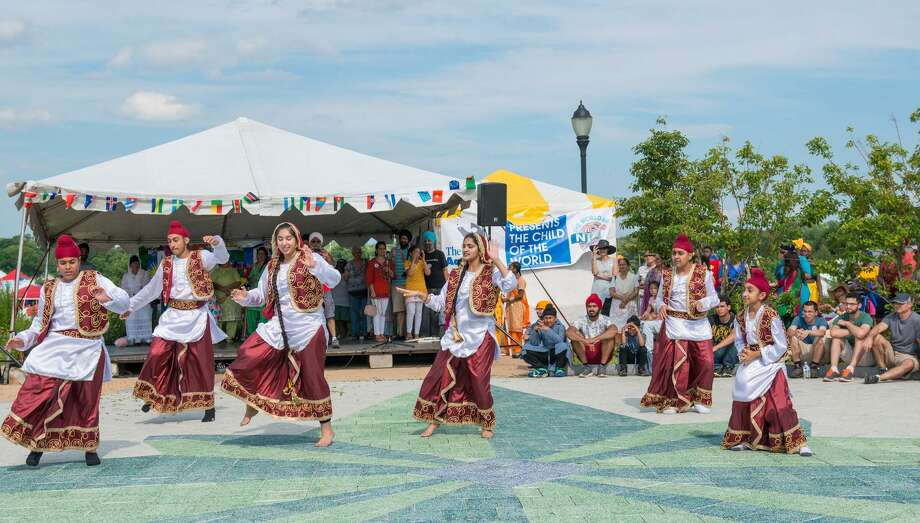 Enjoy a variety of multicultural performances at the NICE Festival in Norwalk's Oyster Shell Park on July 7. Find out more.  Photo: Susan Nagib / Contributed Photo