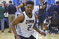 The Warriors were impressed by Jacob Evans in workouts like May's draft combine.