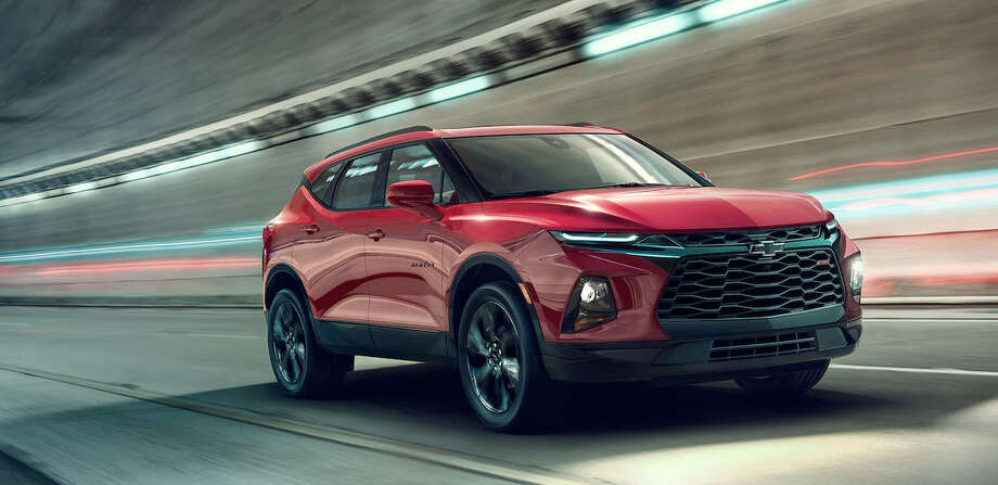 The All New 2019 Chevrolet Blazer Won T Be The Same Suv You Remember
