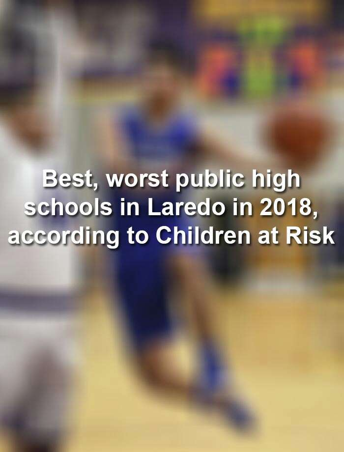 Children at risk high school rankings 2018 Photo: Danny Zaragoza /Laredo Morning Times File