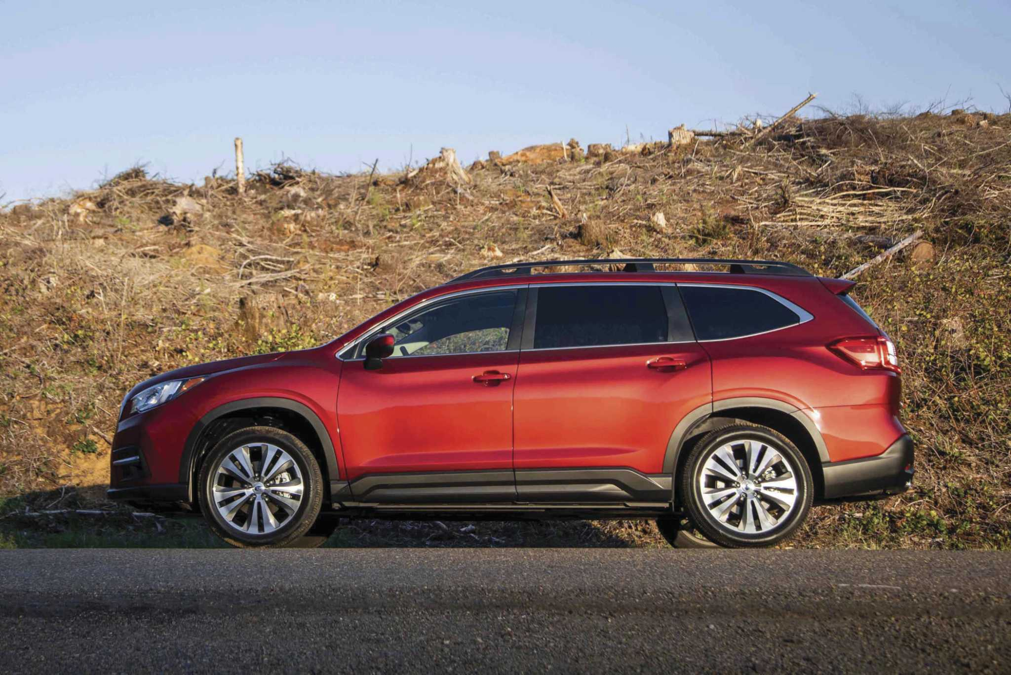 Newly arrived 2019 Subaru Ascent fills three-row midsize SUV niche